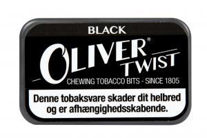 Oliver Twist Black