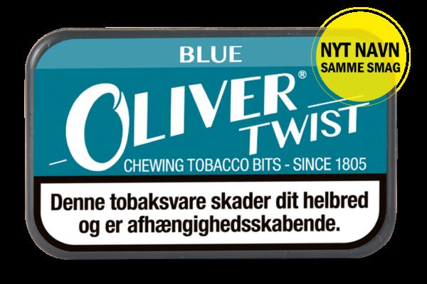 Oliver Twist Blue