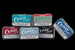 Oliver Twist sortiment