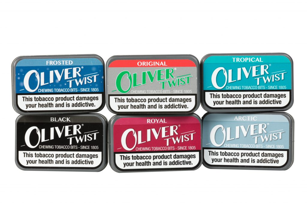 Oliver Twist assortment UK
