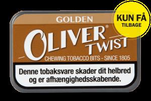 Kun få tilbage! Oliver Twist Golden