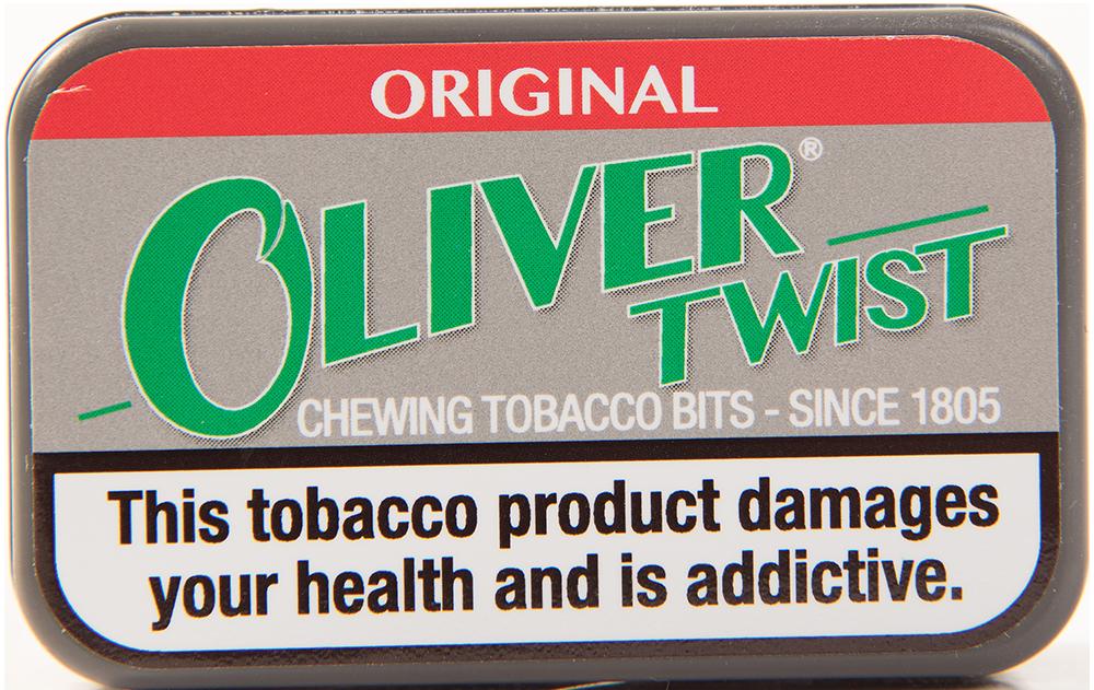oliver twist snus