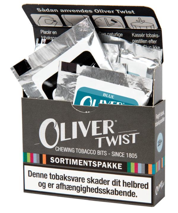 Oliver Twist Sortimentspakke