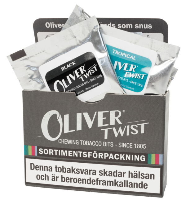 Oliver Twist Sortimentspaket