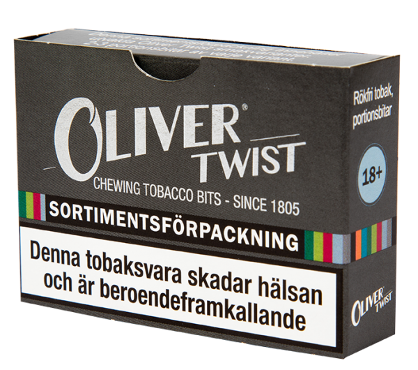Sortimentspaket Oliver Twist