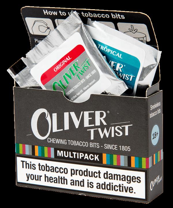 Oliver Twist Multipack, UK