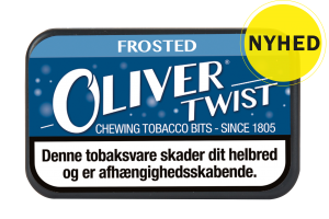 NYHED: Oliver Twist Frosted